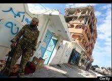 Sirte Under Attack