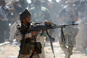Fighting at Sirte