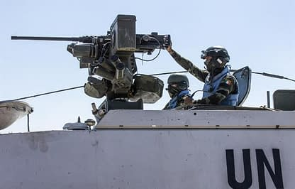 UN Filipino Peacekeepers Defy Opposition Fighters in Stand-Off